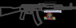 AK-74 prototype