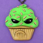 Sour Cupcake Necklace