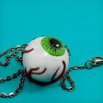 Eye Ball Necklace