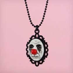 Horror Clown Cameo by True-Crimeberry