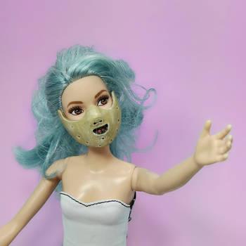 Hannibal Barbie by True-Crimeberry