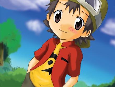Takuya for Diblover by Crazy-mono-maniac