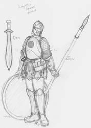 Lapesul Armor 2.0 by Pitdragon