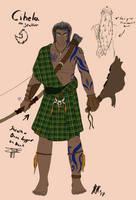 Cihela, redesign by Pitdragon