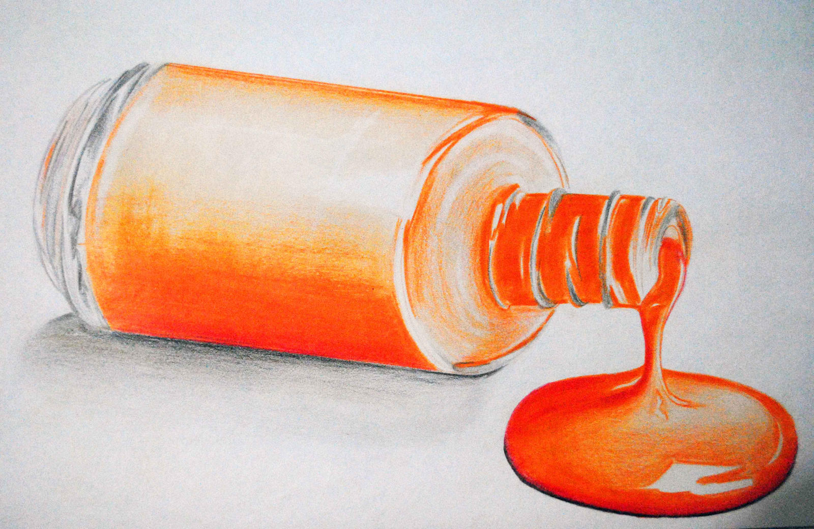 Pictures of Simple Still Life Drawing Color - #rock-cafe