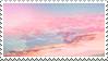 pastel sky - stamp