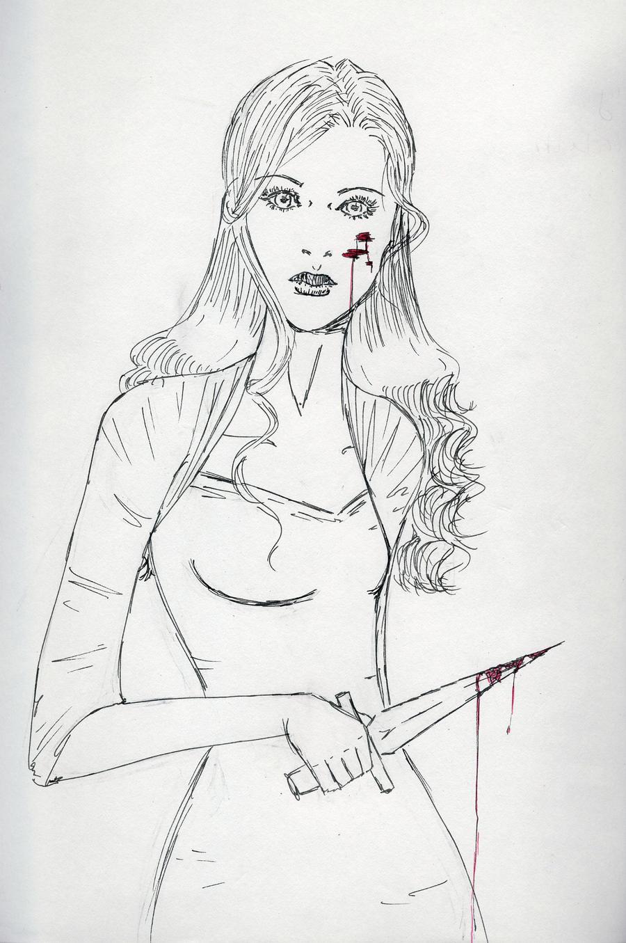 macbeth dagger drawing - photo #30