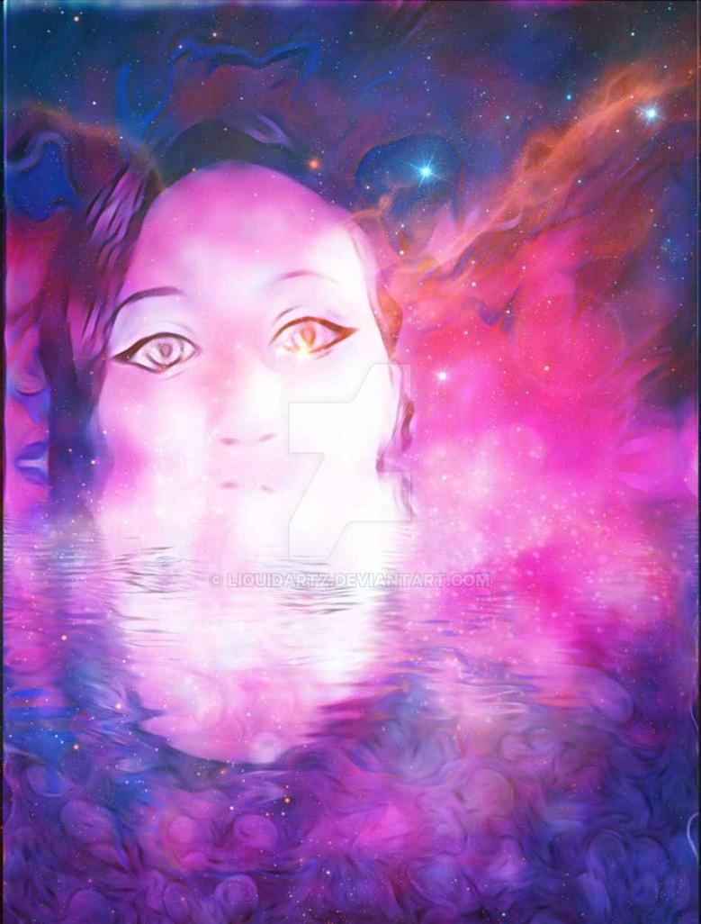Utter Blissfulness by liquidartz