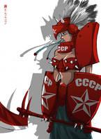 CCCP by satanasov
