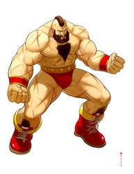 SFtribute_ZANGIEF by satanasov