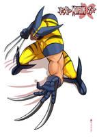 Wolverine by satanasov