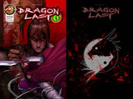 Dragonlast Cover by satanasov