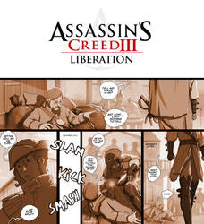 ACIII Liberation Storyboard Director's Cut by satanasov