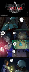 ACIII Liberation Storyboard Director's Cut 2 by satanasov