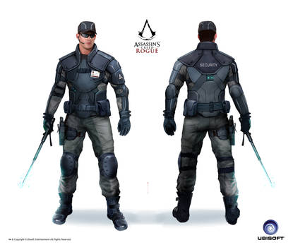 ACC  Rogue Abstergo Guard