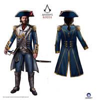 ACC Rogue James Cook by satanasov