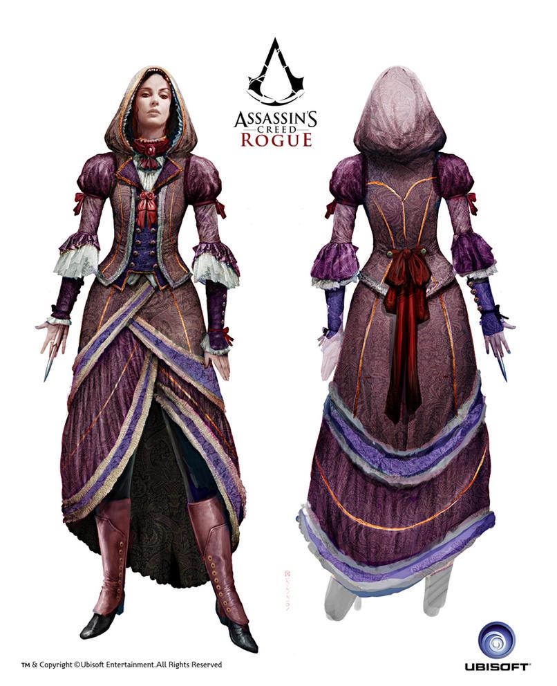 ACC Rogue Hope Jensen by satanasov