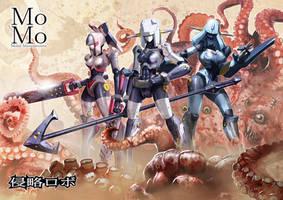 Momo team by satanasov