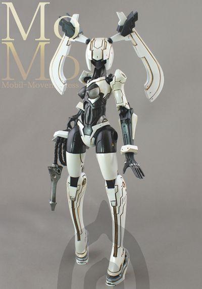 AVP MOMO ROBOT GIRLS FOR SALE by satanasov on DeviantArt