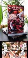 Dragonlast Book in English