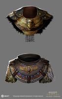 Assassin's Creed Origins: Curse of the Pharaoh 10 by satanasov