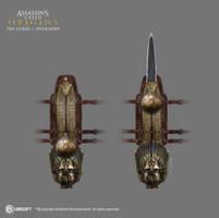 Assassin's Creed Origins: Curse of the Pharaoh 11 by satanasov
