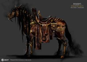 Assassin's Creed Origins: Curse of the Pharaoh 13 by satanasov