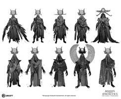 Assassin's Creed Origins: Curse of the Pharaoh 16 by satanasov