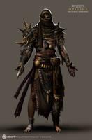 Assassin's Creed Origins: Curse of the Pharaoh 26 by satanasov