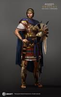 Assassin's Creed Origins: Curse of the Pharaoh 29 by satanasov