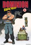 DOMINION Tank Police by satanasov