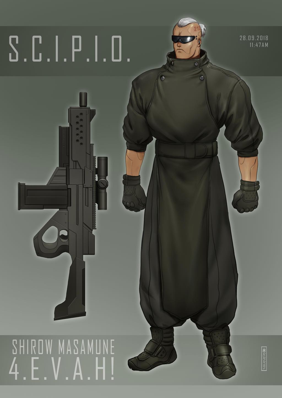 SCIPIO by satanasov