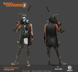 The Division 2 by satanasov