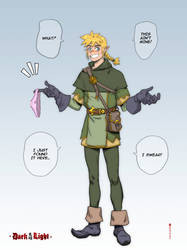 Elfs are jerks