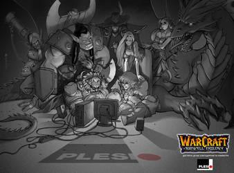 Warcraft 2 by satanasov