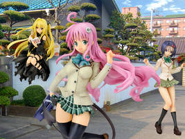 To Love-ru To School by EZT