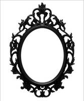 floral frame by gapystock