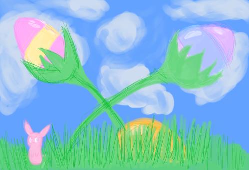 OMFG Egg Plants? by Tsukiken