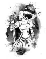 Agents of E.N.I.G.M.A. - The Victorian Bride