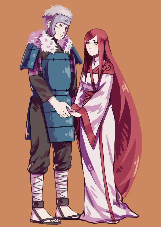 Tobirama Senju And Himeko Uzumaki By Mrsoomori On Deviantart