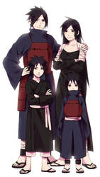 Madara's family by MrsOomori