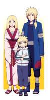 Minato and his parents