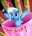 The great and powerful Tea Cup!