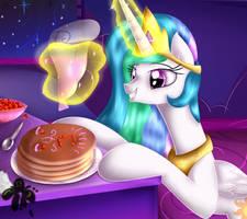 Princess Pancakes by Katakiuchi4U