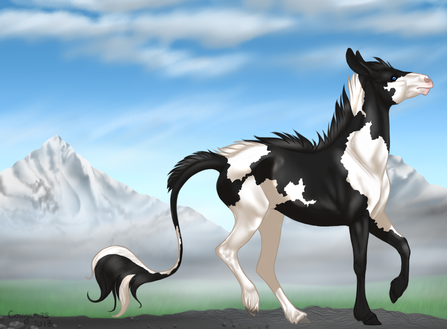 Brave Kahlan by Cougar28