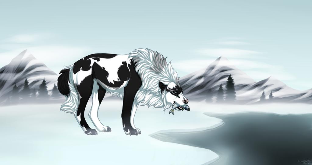 Azhela RoM - Wild Trait by Cougar28