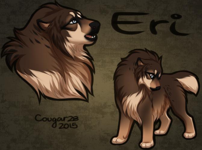 Eriiiii by Cougar28