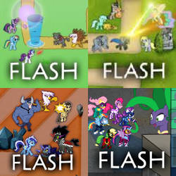 Canterlot Siege Collection (Offline) - Futzi01