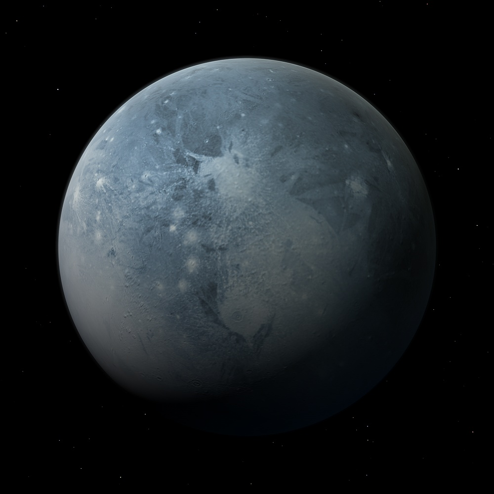 pluto planet images - 1000×1000