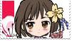 Fem!Japan stamp by HazelLevesque24
